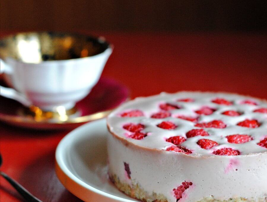 Raw-vegan-cheesecake-