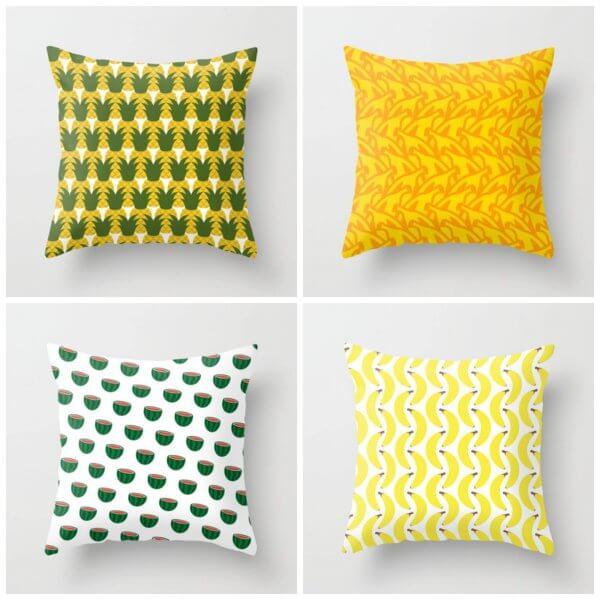 fruit-pillows