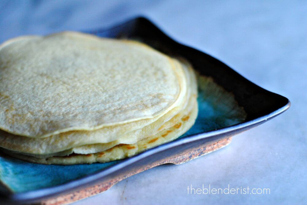 Grain-free Crepes - Low Carb and Gluten-free - The Blenderist