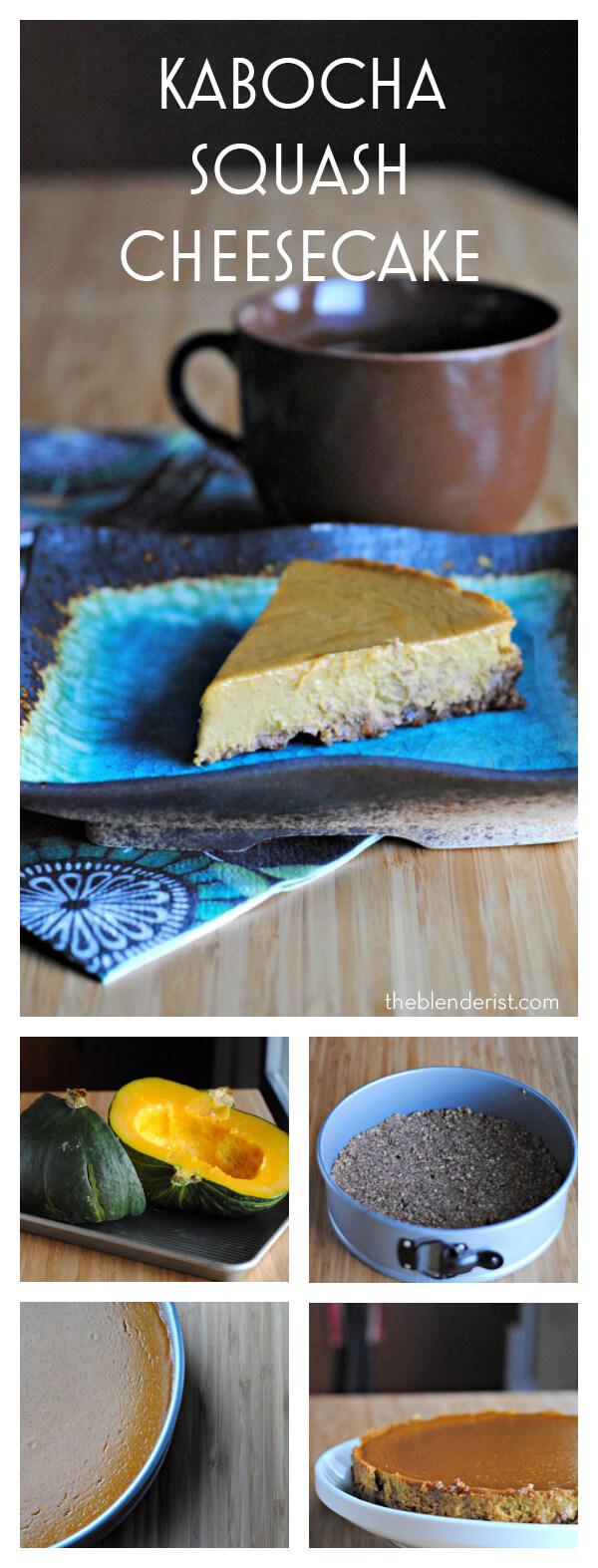 kabocha-cheesecake