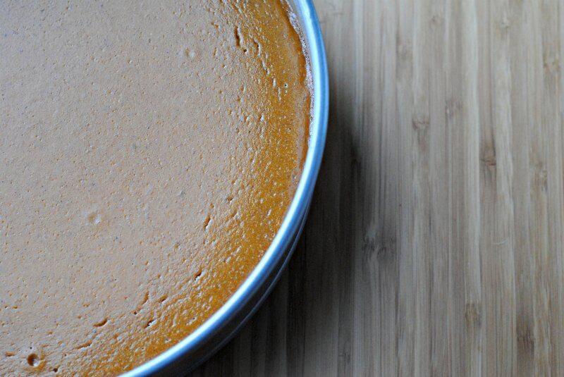 kabocha-squash-cheesecake-detail