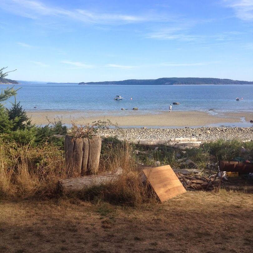 the-beach-at-hollyhock