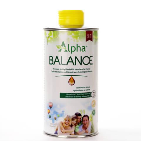 Alpha Balance Oil
