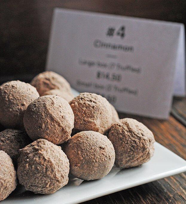 Cinnamon Truffle