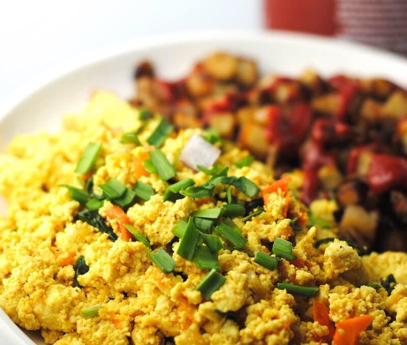 Asian-tofu-scramble