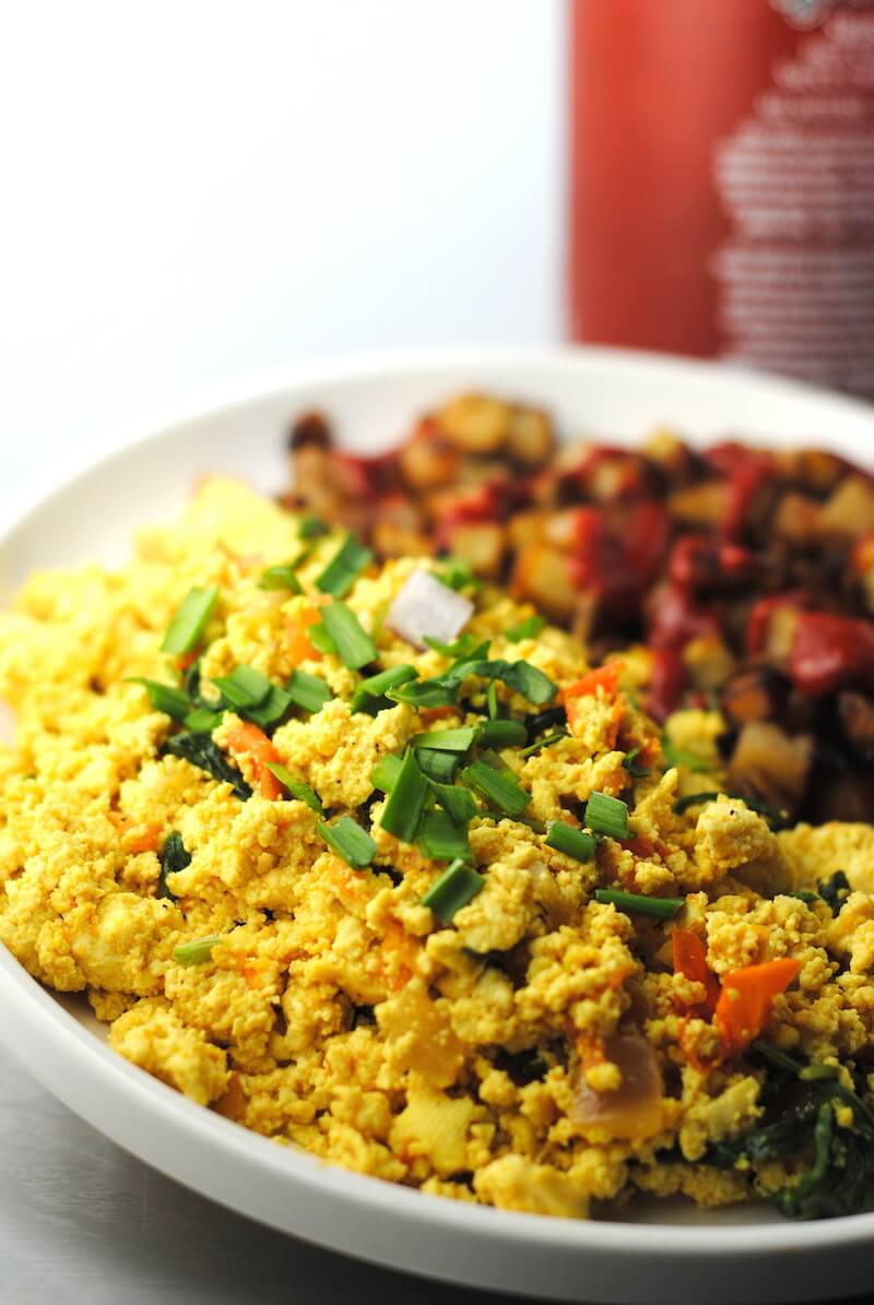 Asian-tofu-scramble
