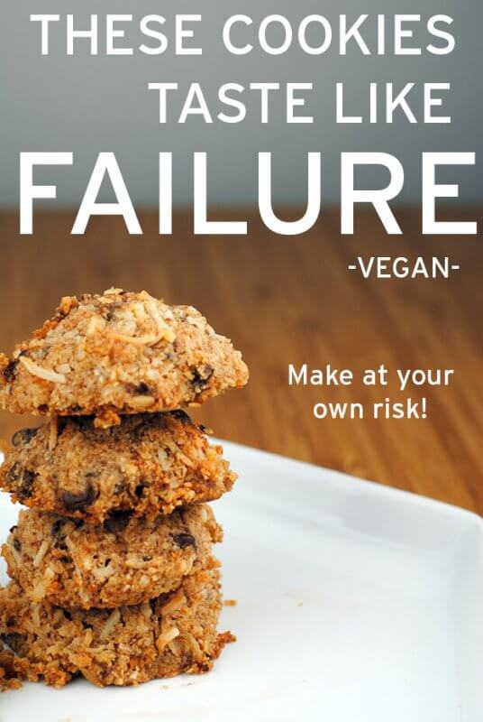 Fail-cookies