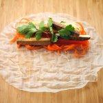 cilantro-salad-roll-