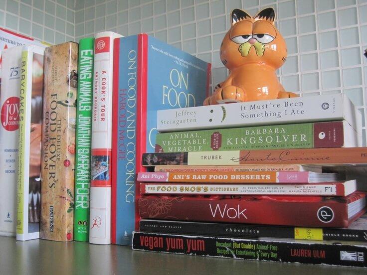 my-favorite-food-books
