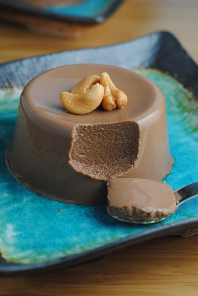 Chocolate-Cashew-milk-panna-cotta