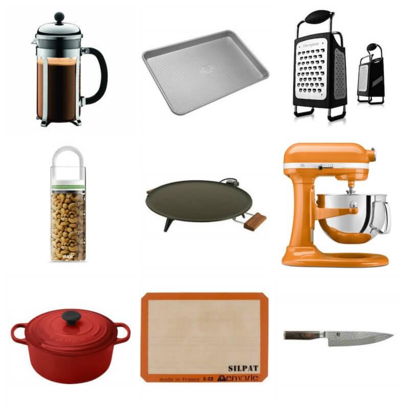 My Kitchen Essentials