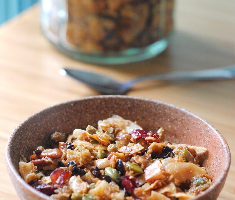 grain-free-granola-bowl