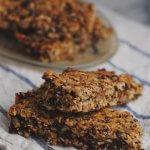 vegan-granola-bars