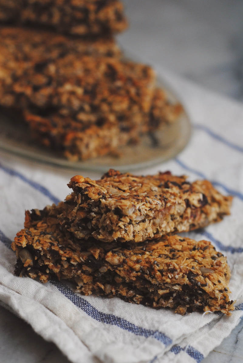 vegan-granola-bars