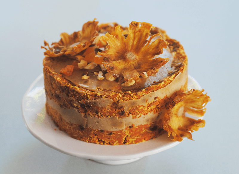 Vegan Carrot Cake Recipe Pineapple