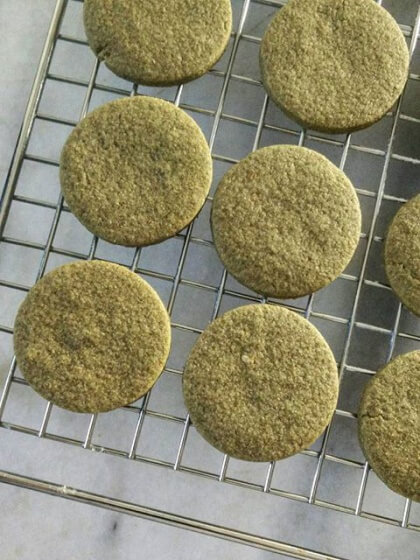 matcha-cookies