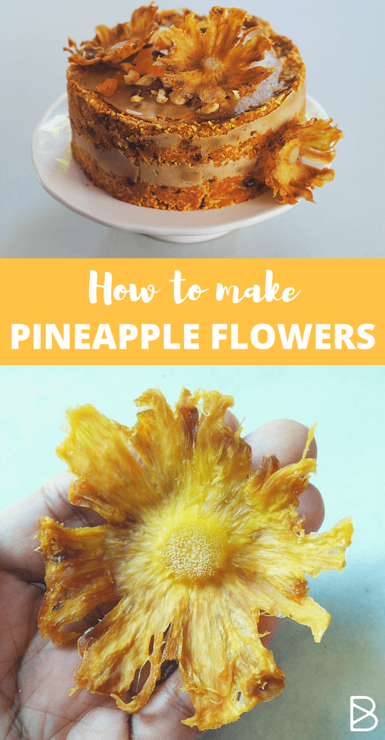How-to-make-pineapple-flowers