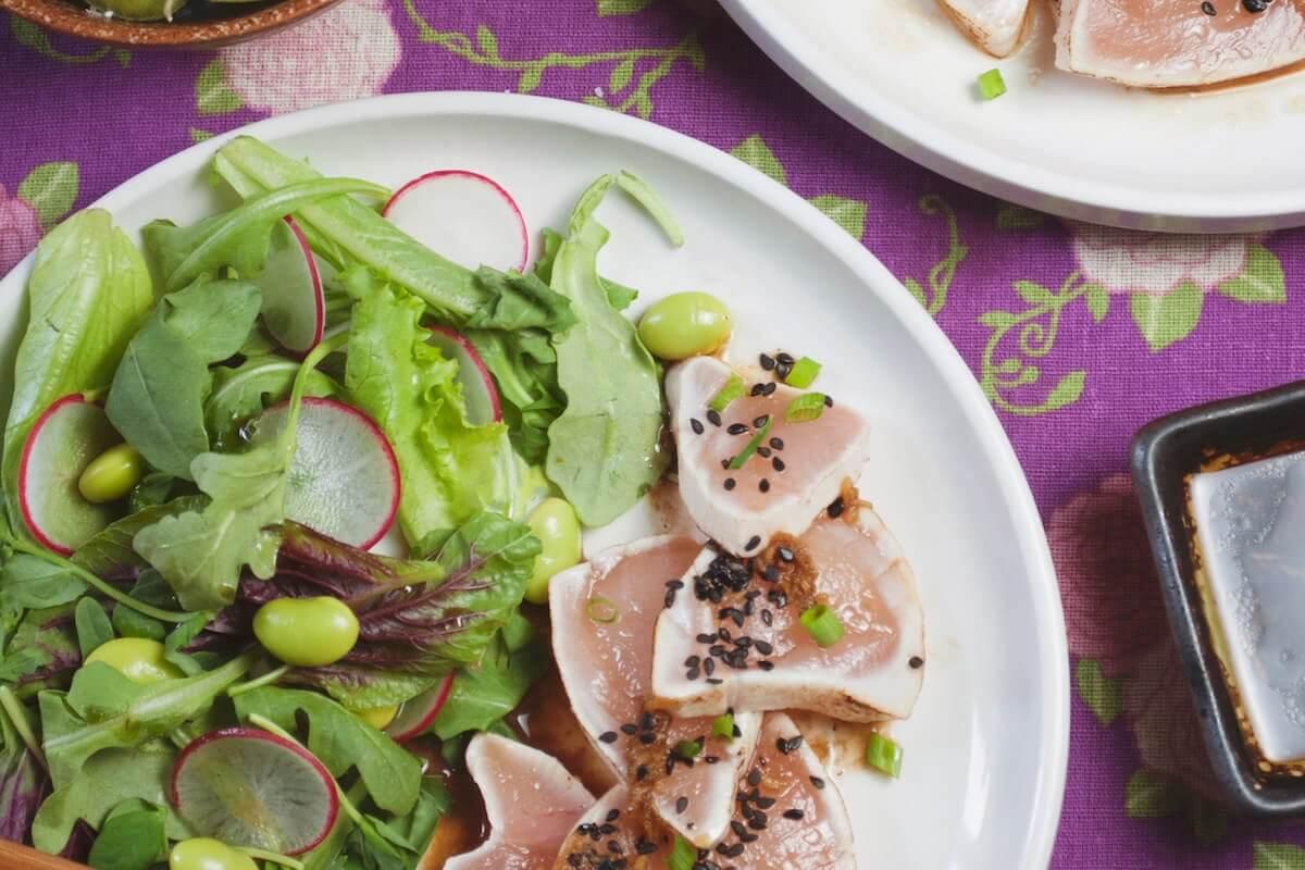 tuna-tataki-salad