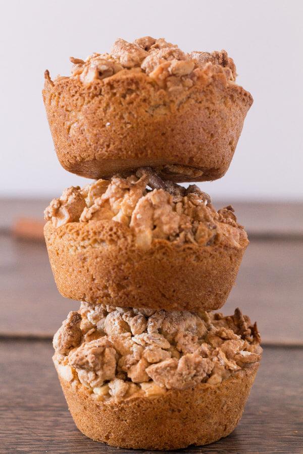 Pumpkin-Granola-Muffins
