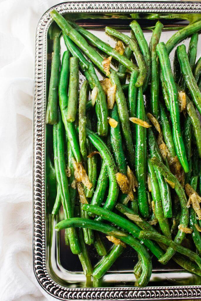 vegan-thanksgiving-green-beans