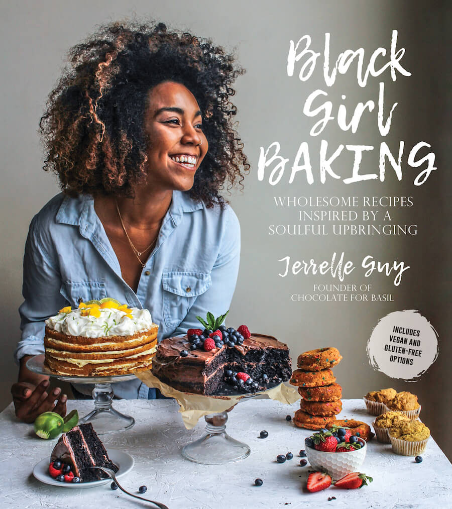 Black Girl Baking Book Cover